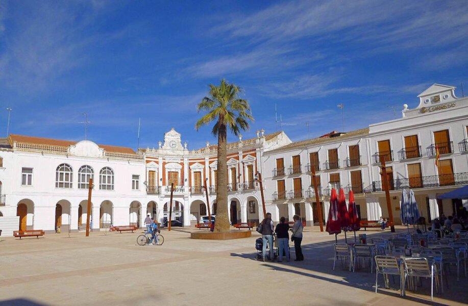 Plaza de la Constitución de Manzanares