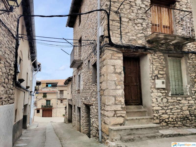 Pueblos con más encanto en Castellón, Castellfort