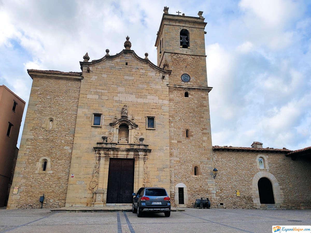 Pueblos de Castellón Castellfort