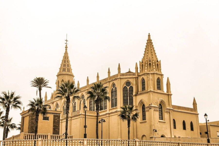 Santuario de Nuestra Señora de Regla en Chipiona