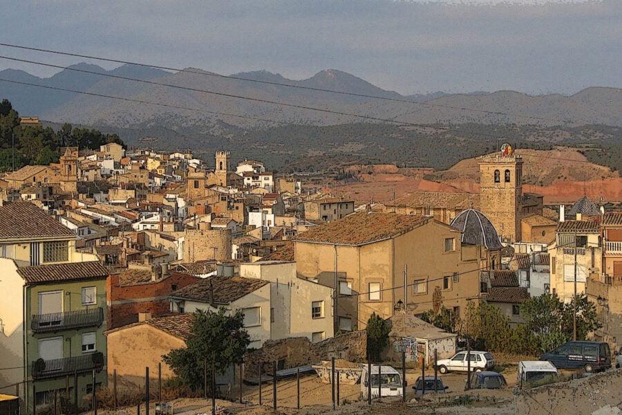 Segorbe en Castellón