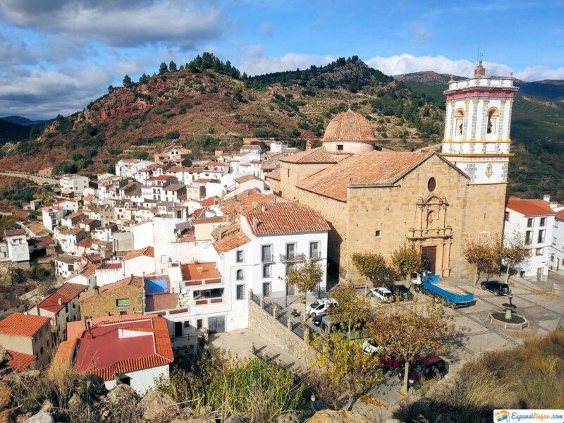 Villahermosa del Río en Castellón