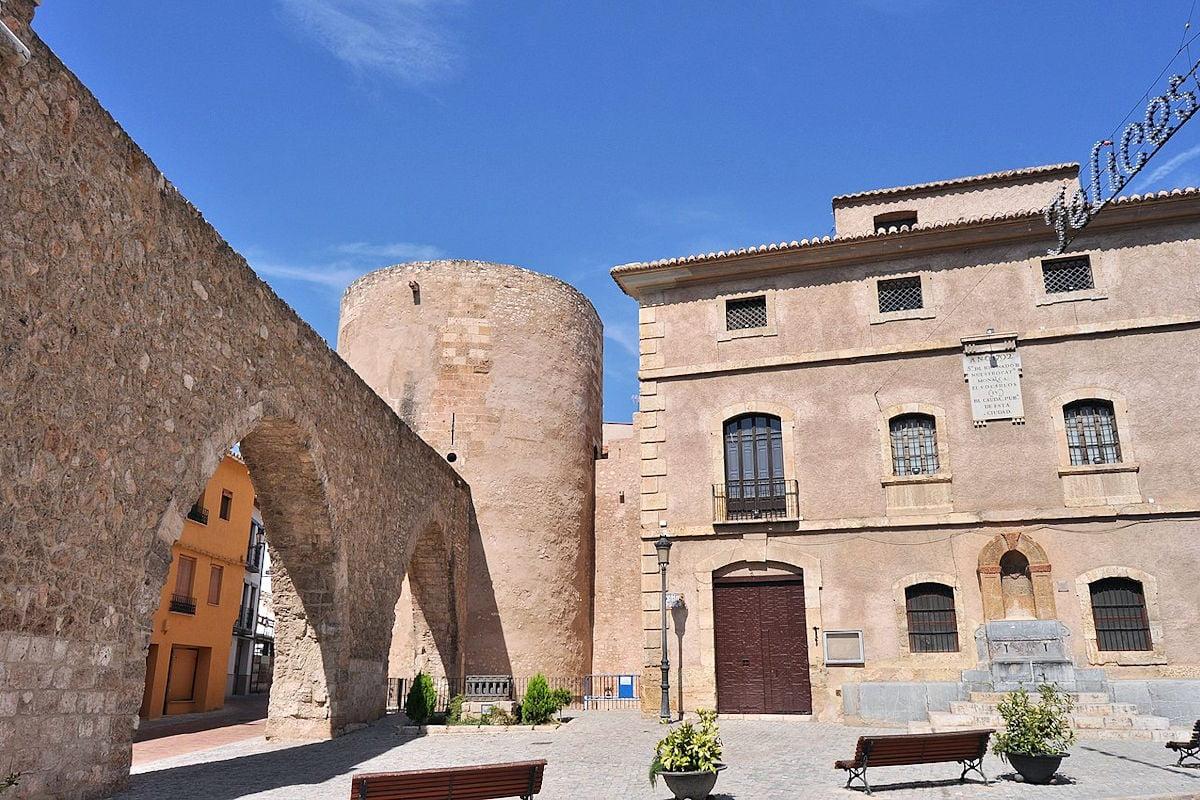 Palacio-Duques-de-Segorbe-y- Medinacelli-Castellón