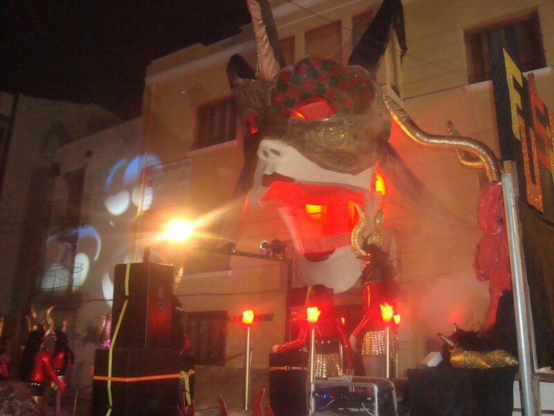 carnaval de Alcalá de Xivert