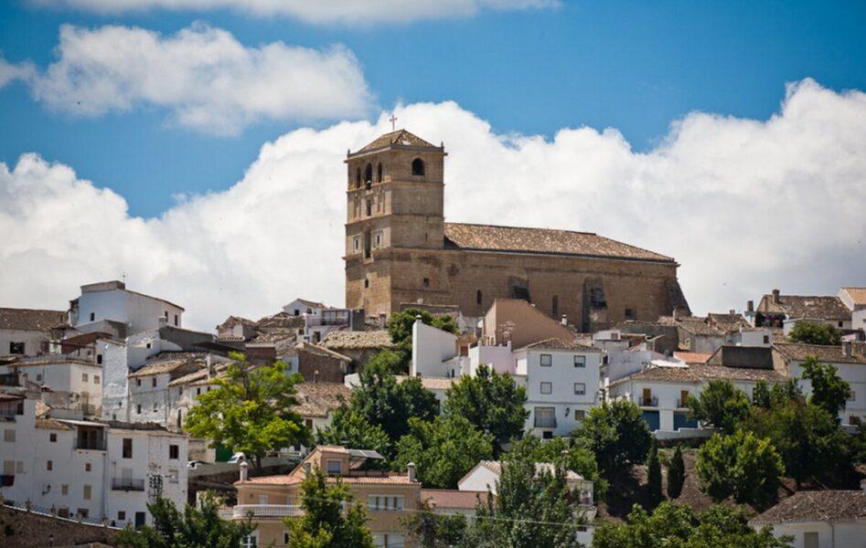 Iglesia de Santa María de la Encarnación en Alhama de Granada