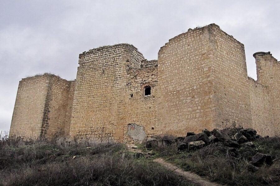 Castillo de Don Juan Manuel en Cifuentes.