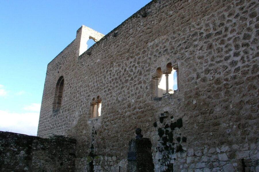 Castillo de la Peña Bermeja en Brihuega