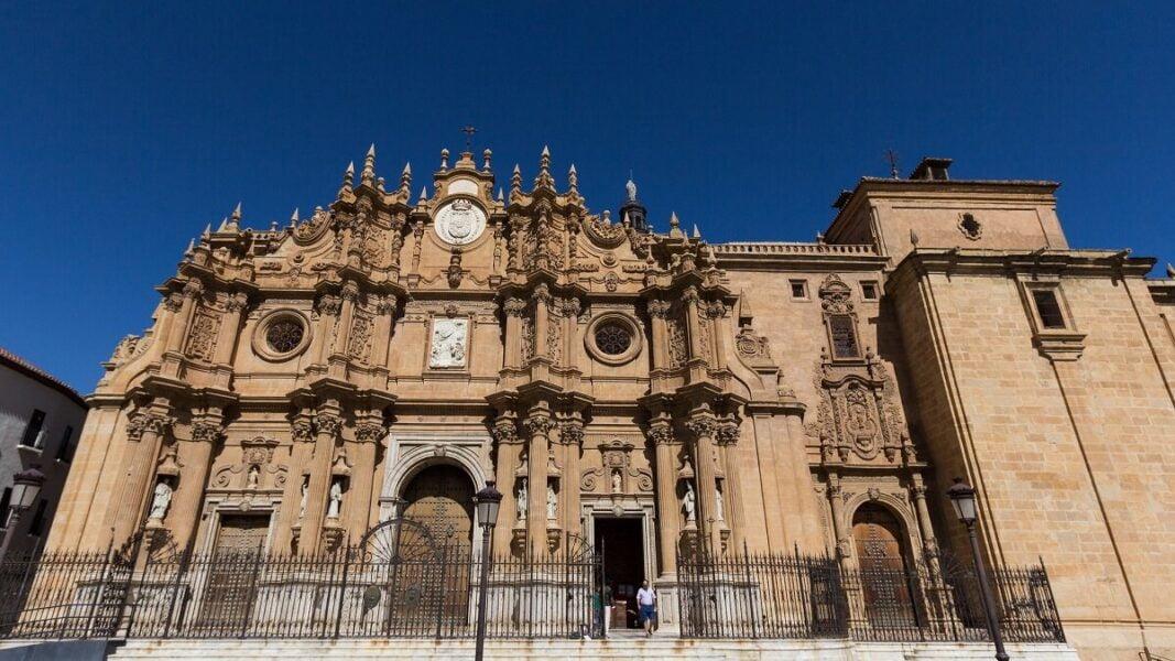 Visitar la Catedral de la Encarnación en Guadix