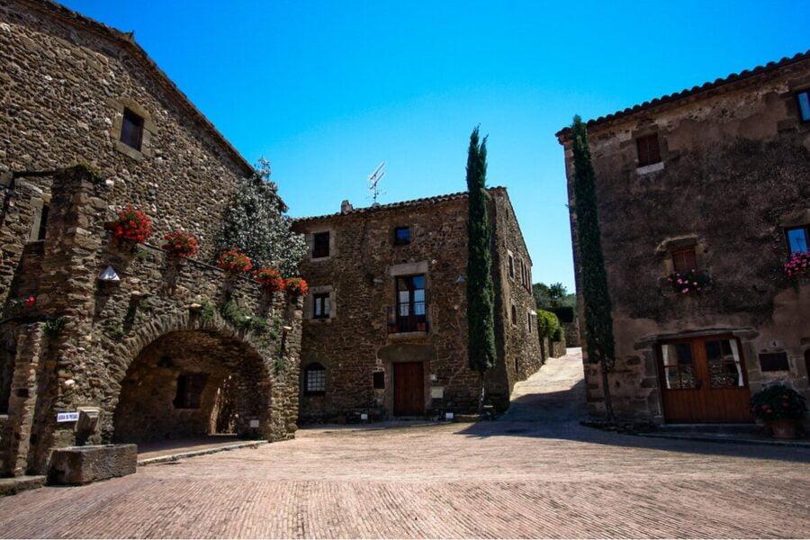 Conocer Monells en Girona