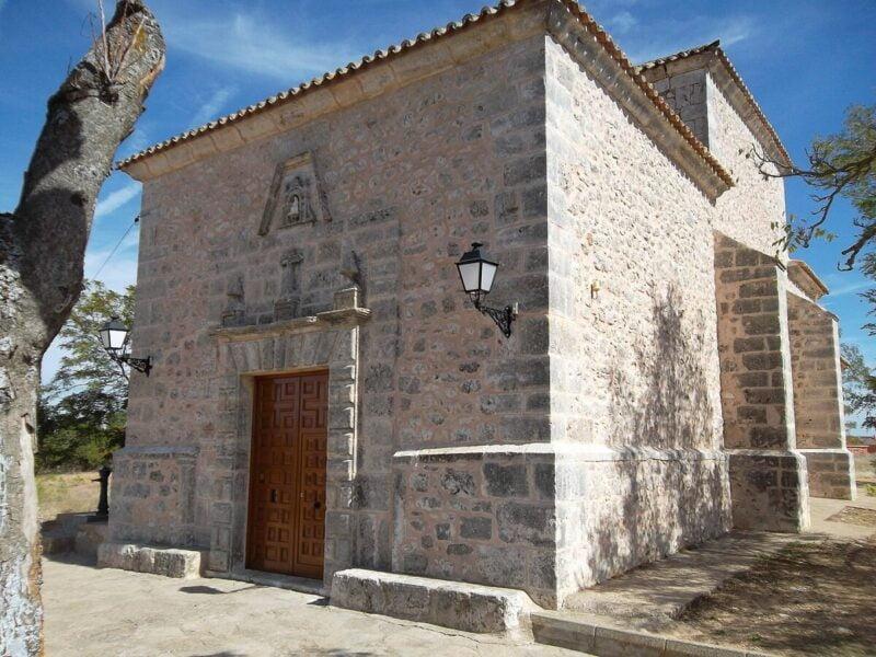 Ermita Ntra. Sra. del Amparo en Torija