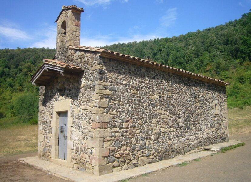 Ermita Santa Margarida de Sacot. Santa Pau