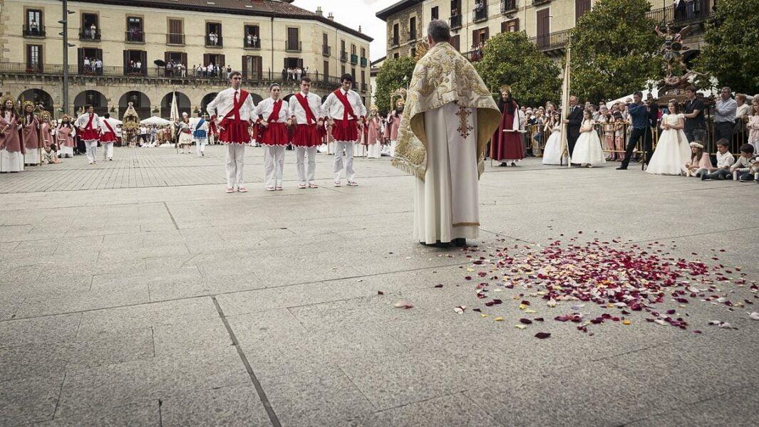Festividades en Oñate