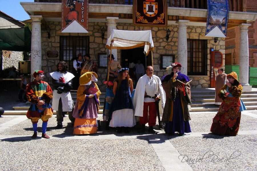 Fiesta de la Historia en Torija