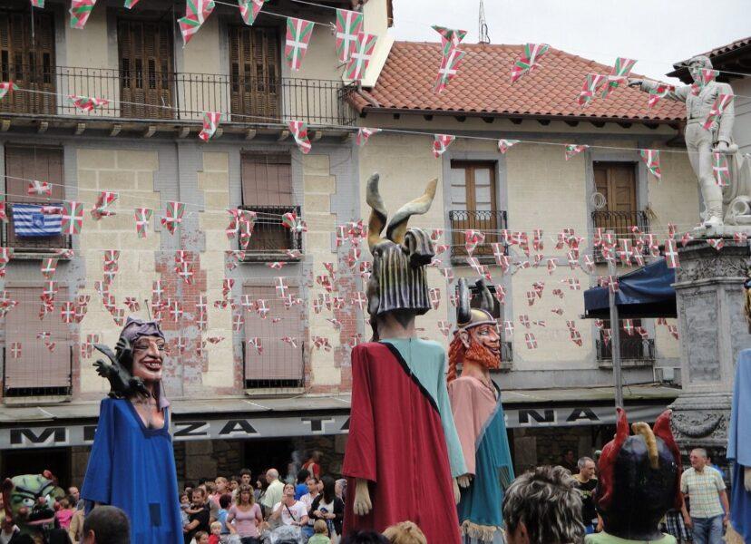Fiestas típicas en Mutriku