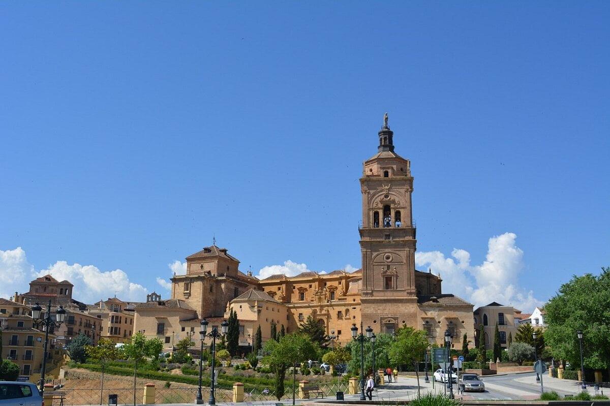 GUADIX-Pueblos mas bonitos de Granada