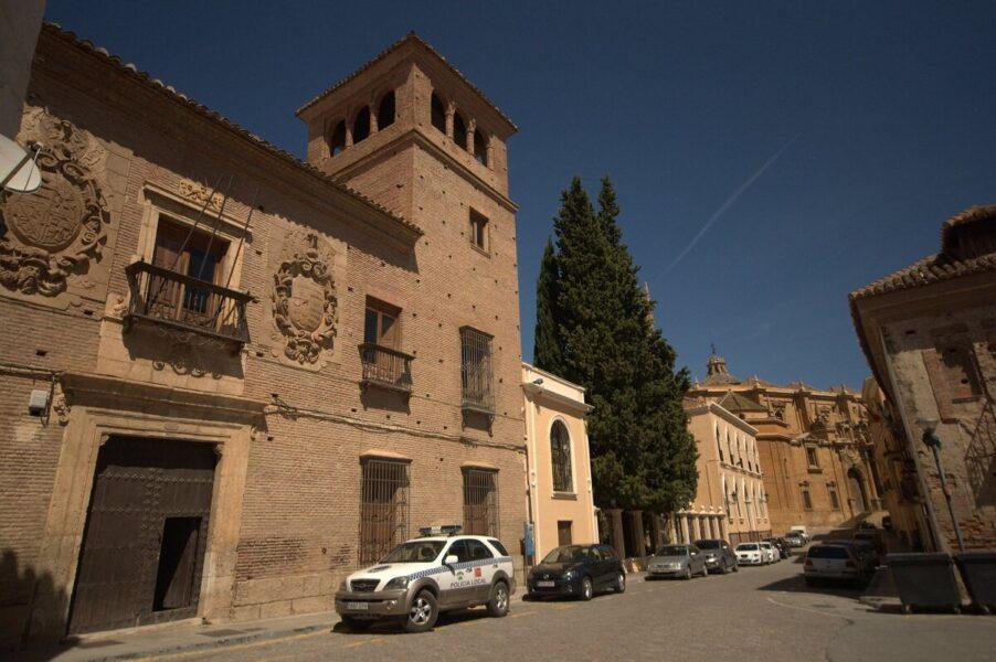 Palacio de los Marqueses de Villalegre en Guadix