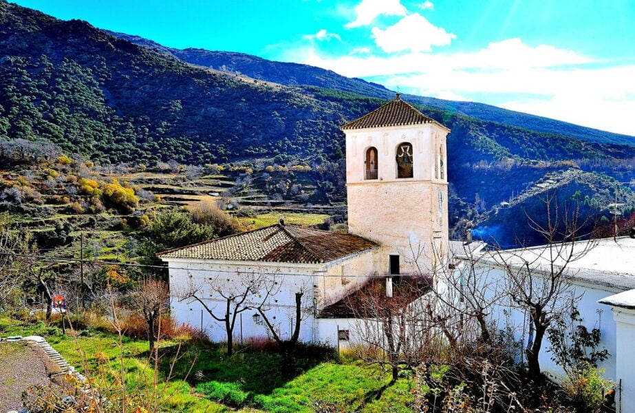 Iglesia de San Benito en Trevélez