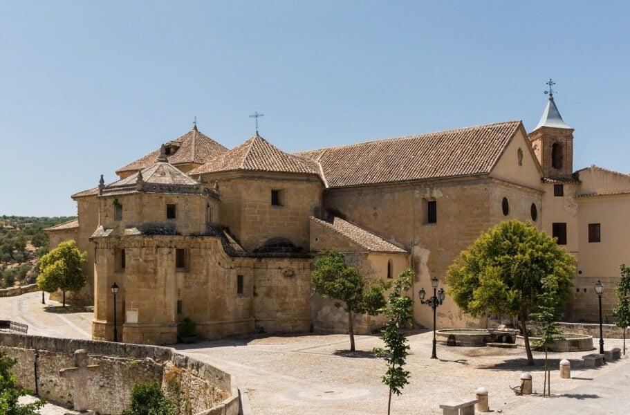 Iglesia de Nuestra Señora del Carmen en Alhama de Granada