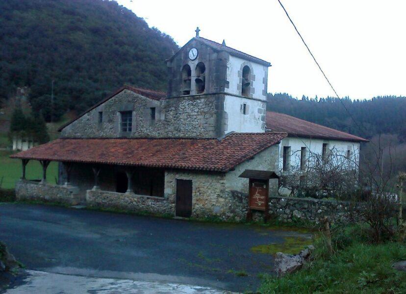 Iglesia de San Andrés en Mutriku