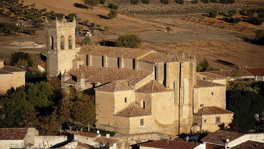 Iglesia de San Salvador en Cifuentes