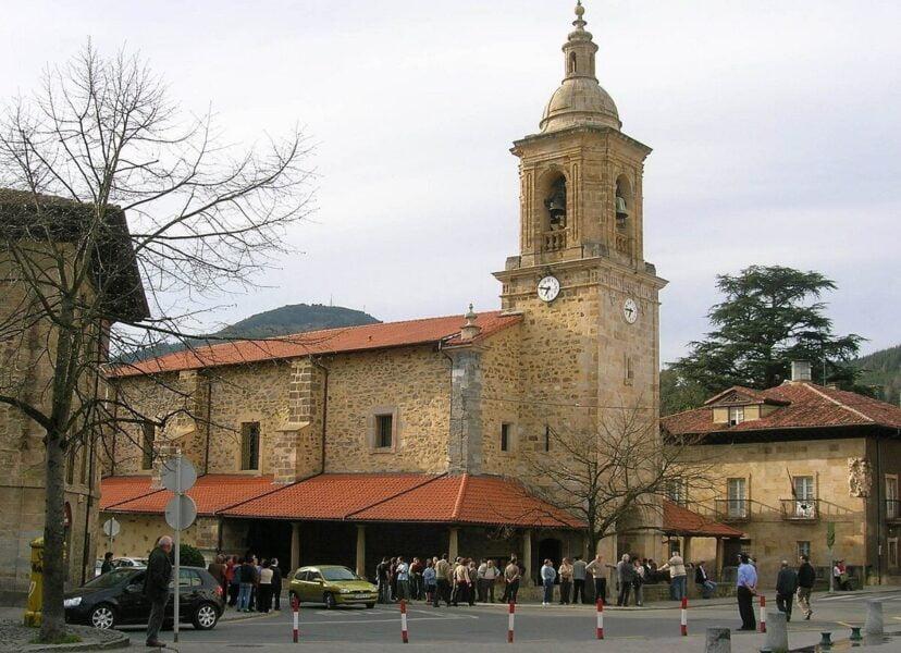 Iglesia de la Asunción de Arechavaleta