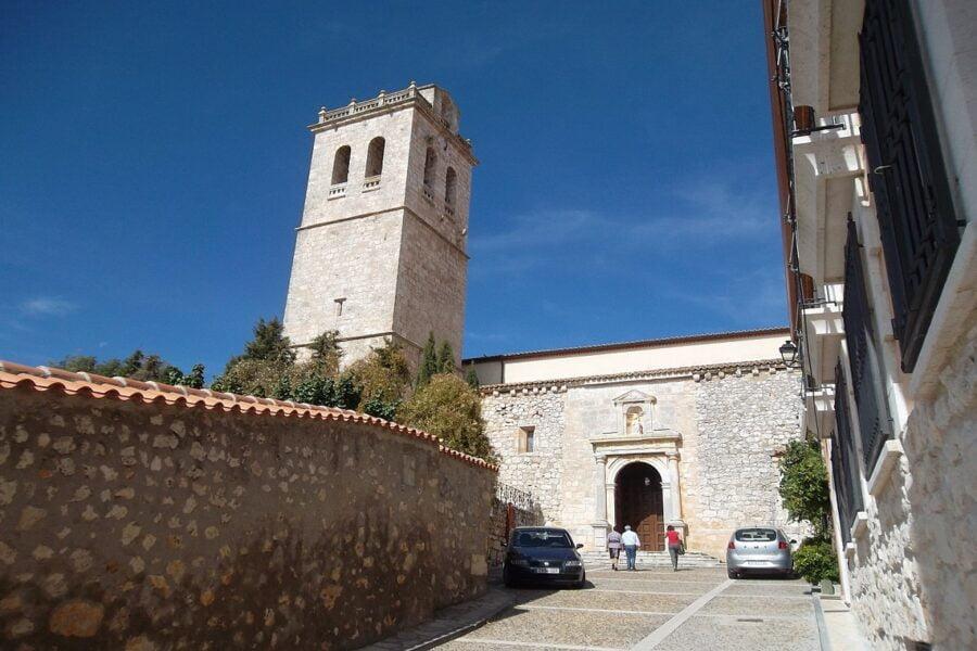 Iglesia de la Asunción en Torija
