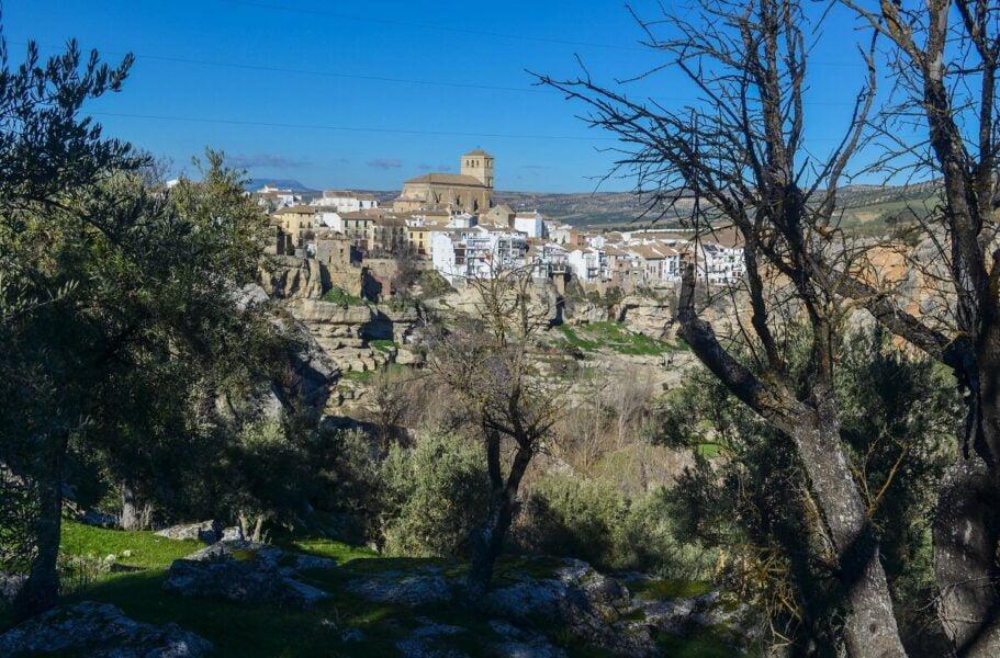 Lugares que visitar en Alhama de Granada
