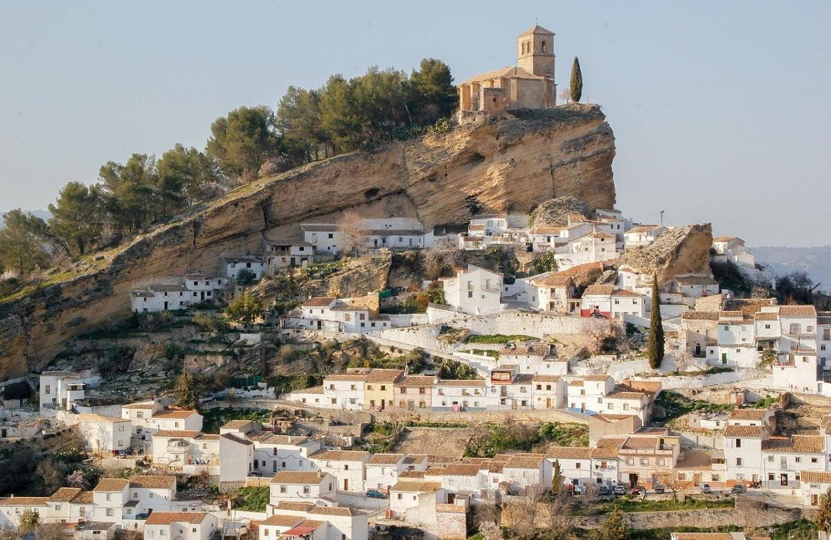 Pueblos mas bonitos de Granada- Montefrío