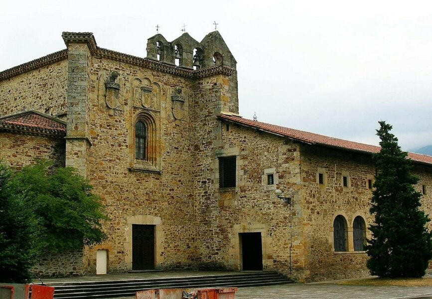 Monasterio de Santa Clara de Bidaurreta