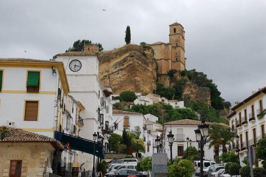 Ayuntamiento en Granada