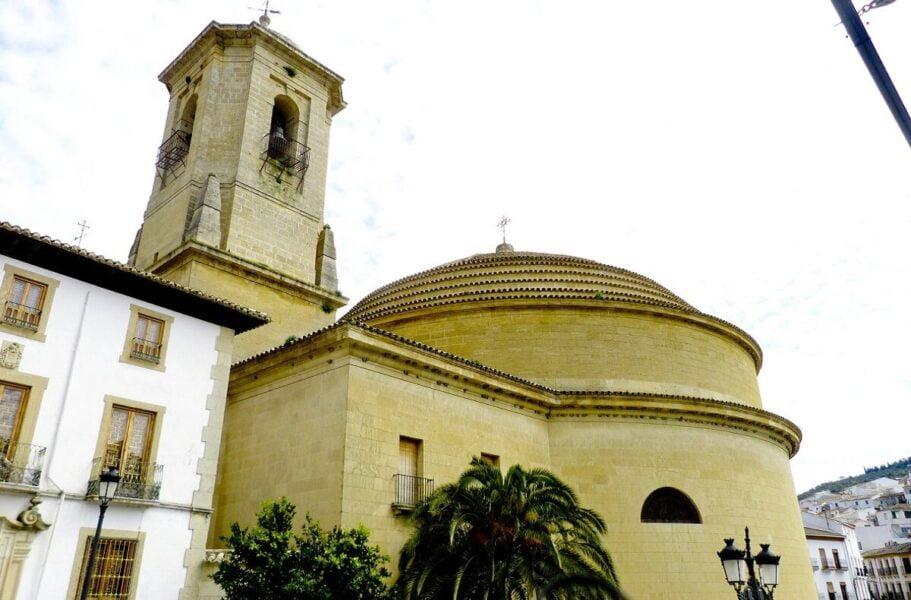 Iglesia de la Encarnación en Montefrío