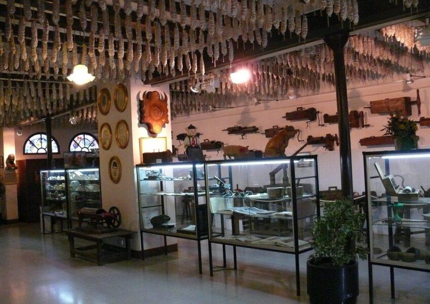Museo del Embutido en Castellfollit de la Roca
