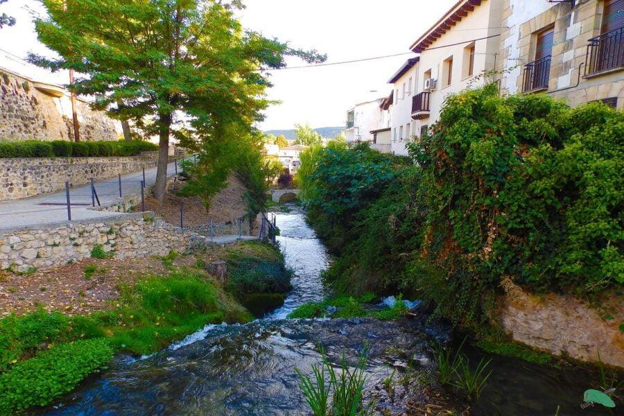 Nacimiento Río Cifuentes