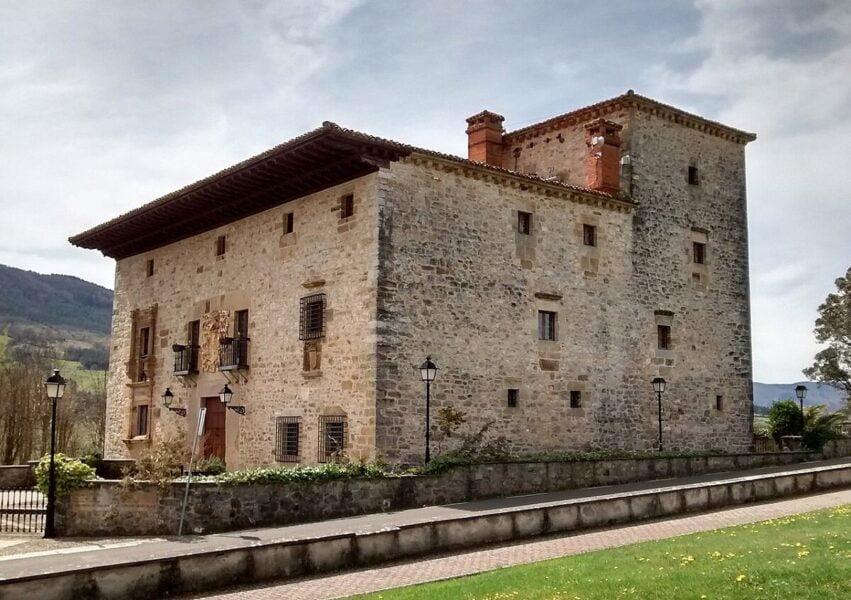 Palacio Otalora en Aretxabaleta