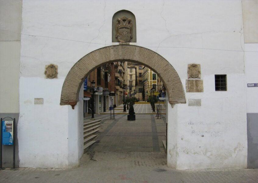Puerta de San Torcuato en Guadix
