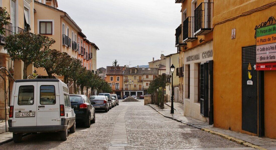 Visistar Brihuega en Guadalajara