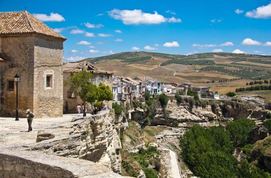 Visitar Alhama de Granada.