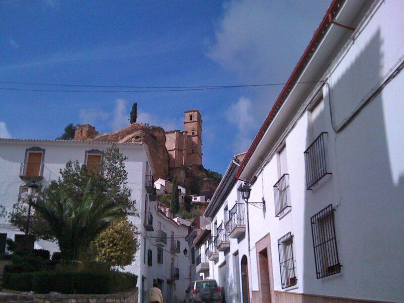 Visitar Montefrío en Granada