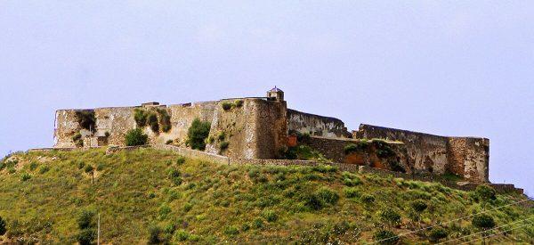 Castillo de San Marcos en Sanlúcar de Guadiana