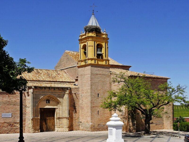 Iglesia San Jorge Mártir en Palos de la Frontera