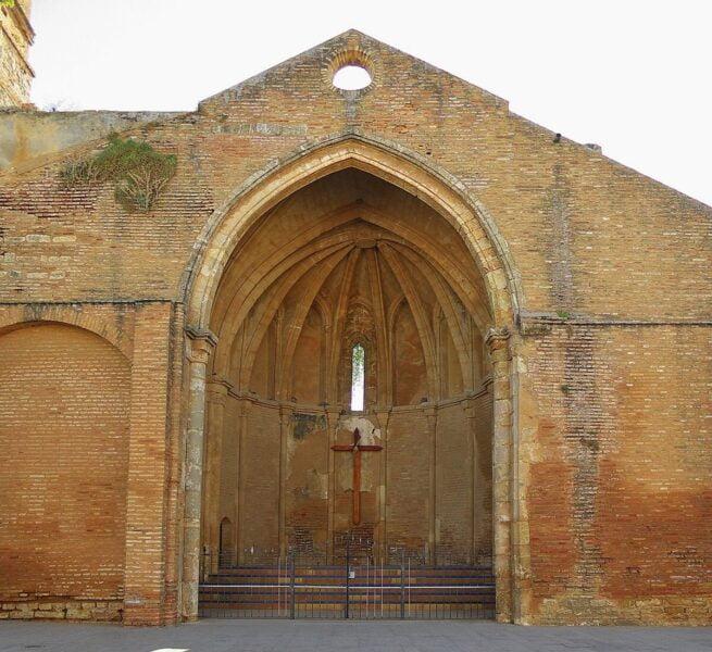 Iglesia de San Martín en Niebla