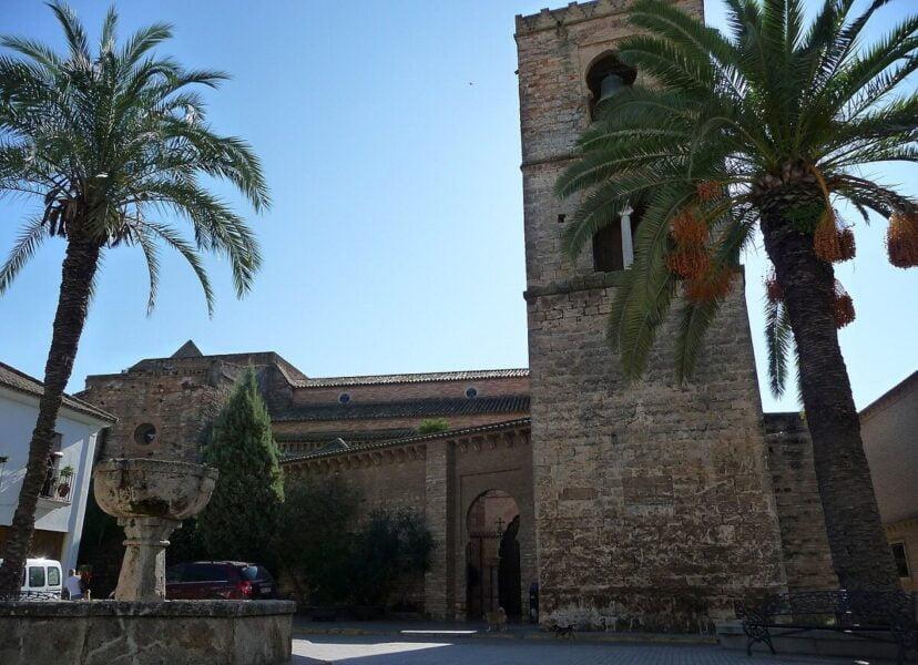 Iglesia de Santa María de la Granada en Niebla