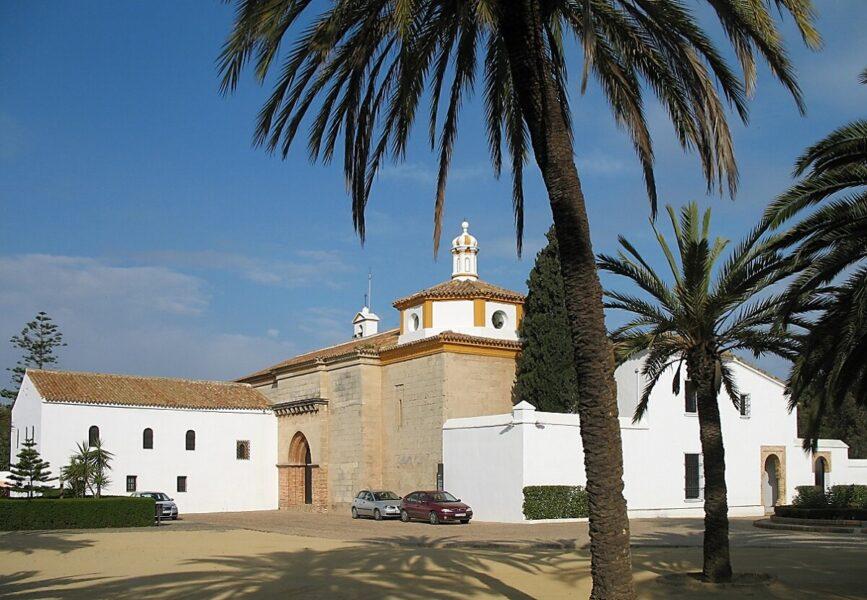 Monasterio del Conjunto Monumental de la Rábida en Palos de la Frontera