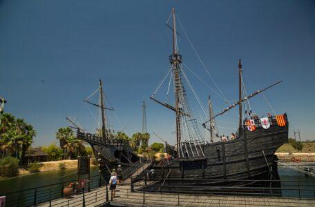 Pueblos mas bonitos de Huelva. Palos de la Frontera