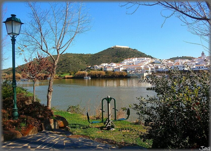 Paseo Río Guadiana