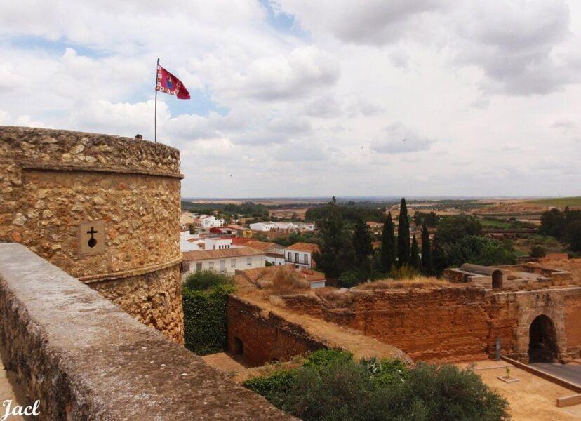 Visitar el pueblo de Niebla en Huelva