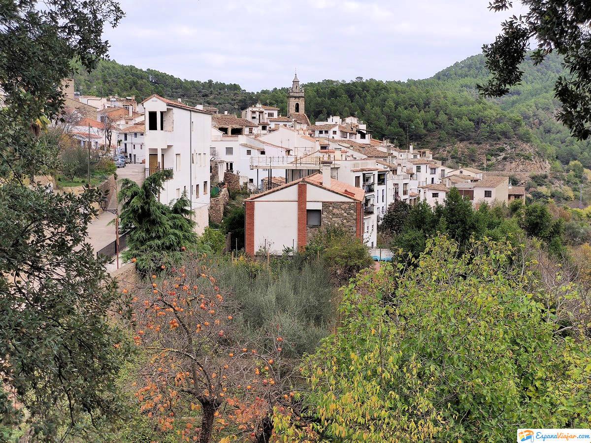 AÍN-Pueblos más bonitos de Castellón
