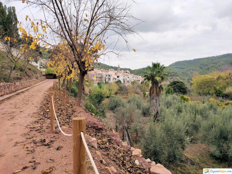 Aín pueblo de Castellón