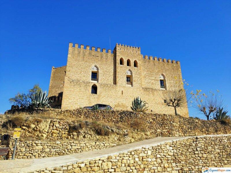 Castillo de Todolella