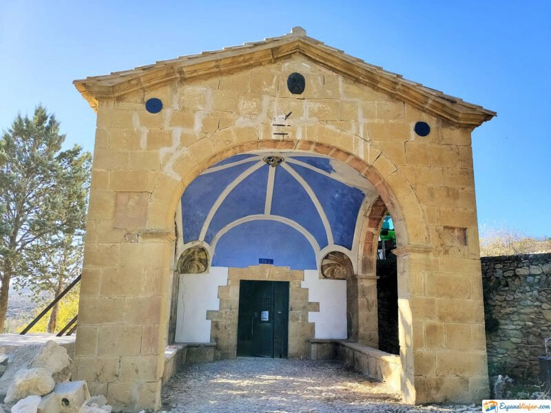 Ermita de San José y Calvario en Forcall